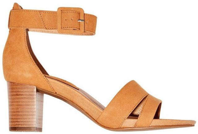 Gracie Tan Nubuck by Frankie 4